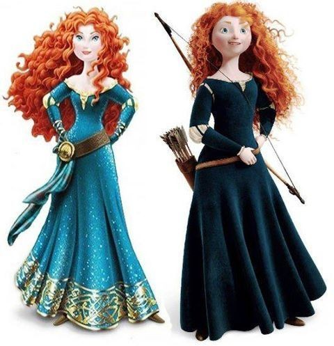 Merida From 'Brave' Gets An Unnecessary Makeover, Sparks Change.org Petition (PHOTO)