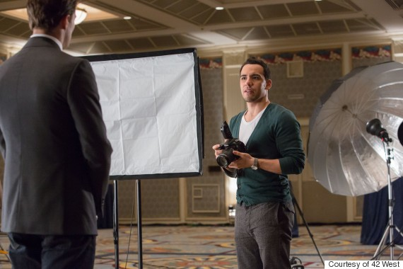 'Fifty Shades Of Grey' Star Victor Rasuk On How Hollywood Has Opened Up To Latinos