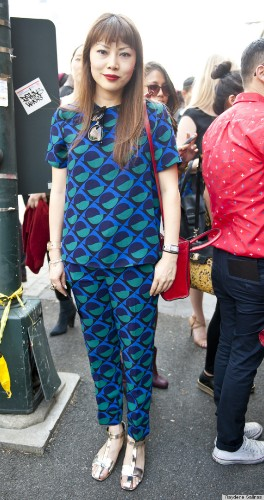 Marc By Marc Jacobs Fashion Show Attendees Take Dress Code REALLY Literally (PHOTOS)