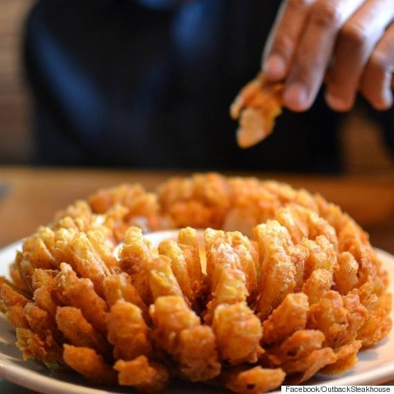 The Bloomin' Onion Recipe That Rivals The Outback Classic