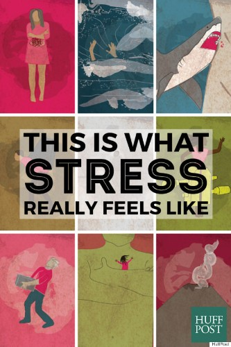 This Is What Stress Physically Feels Like
