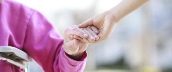 Carrienet: Alzheimer's Caregivers - Magazine cover