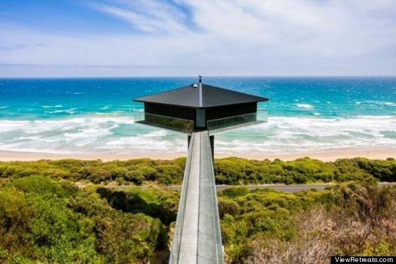 The Most Extreme Rental Home EVER Is In Australia, Of Course