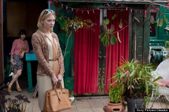 That Hermᅢᄄs Bag From 'Blue Jasmine' Cost More Than The Film's Entire Costume Budget