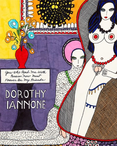 15 Compliments For Your Valentine, Courtesy Of Erotic Artist Dorothy Iannone