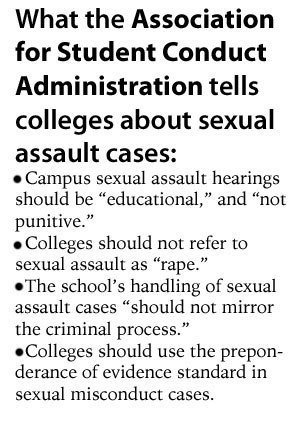 Fewer Than One-Third Of Campus Sexual Assault Cases Result In Expulsion
