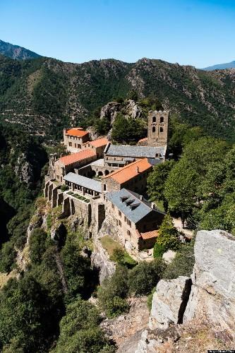 Precarious Monasteries Reveal Faith Close To The Edge (PHOTOS)