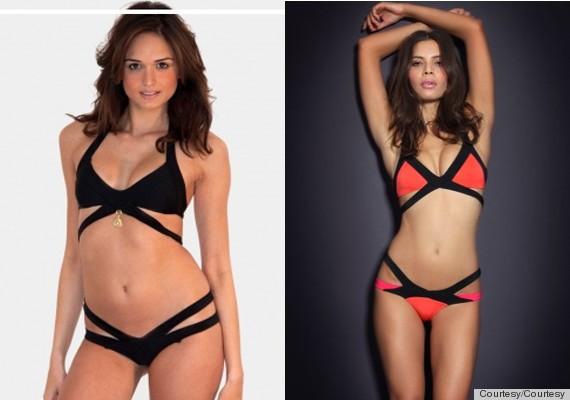 Agent Provocateur Sues Kimberley London For Copycat Bikini (PHOTOS)