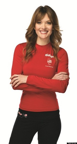 Amy Purdy, Double Amputee, Will Compete In Paralympics' First-Ever Snowboarding Events