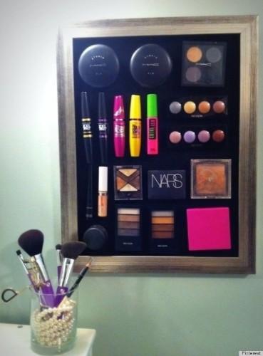 Makeup Bag Organization: 6 Ways To De-Stress Your Cosmetics Case (PHOTOS)