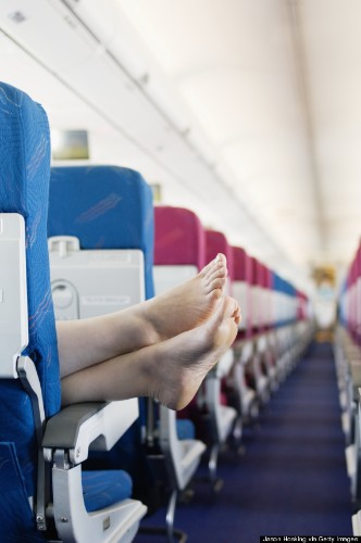 The 19 Most Annoying People On A Plane