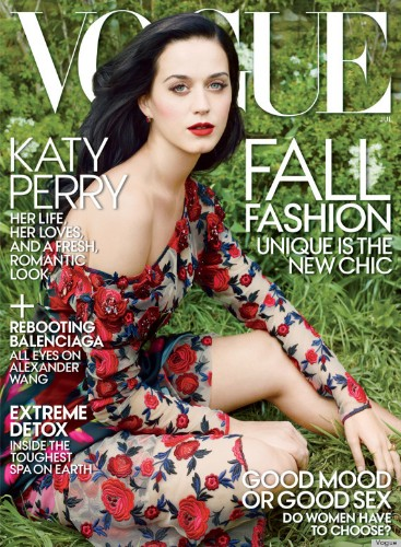 Katy Perry's Intense Pre-Vogue Diet Makes Us Never Want To Pose For Vogue Ever (VIDEO)