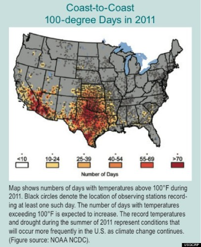 The 5 Scariest Charts In The New National Climate Assessment