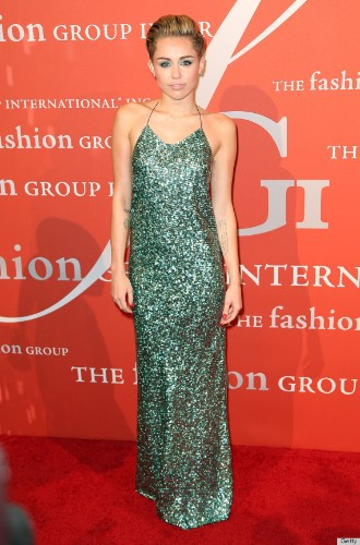9 Outfits Miley Cyrus Wore This Year That Were Actually Pretty Great