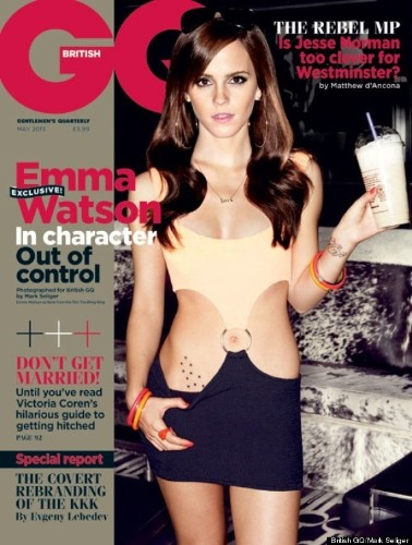 Emma Watson British GQ Cover Is Actress' Sexiest Yet (PHOTO)