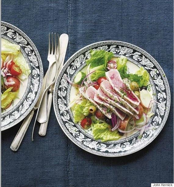 3 Dynamite Dinner Salads