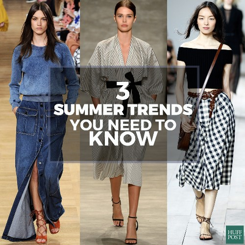 3 Summer Fashion Trends To Buy, And 3 To Skip