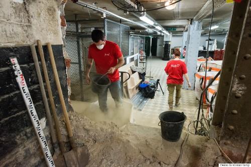 Mass Grave With 200 Skeletons Found Under Supermarket In Central Paris