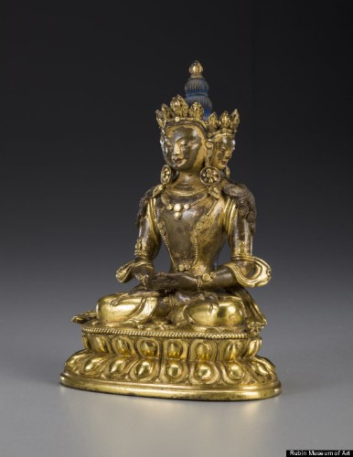 'The All-Knowing Buddha': An Exhibition That Takes Us To The Heart Of Tibetan Meditation