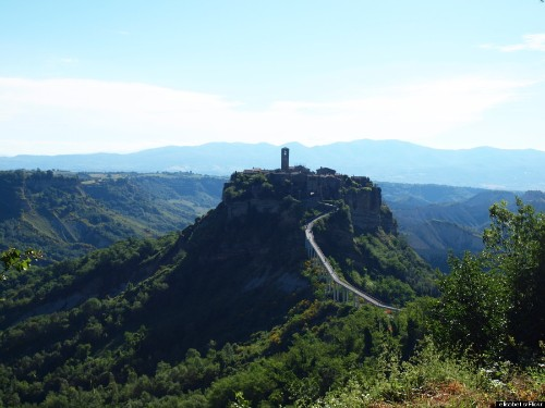 Civita Di Bagnoregio, The Magical Little Italian Town That's Slowly Eroding Away