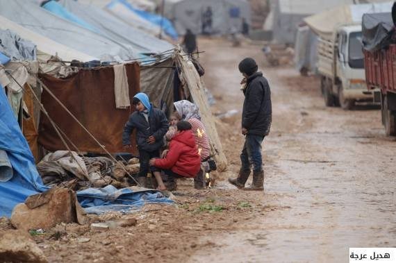 How Syrian Refugee Camps Have Become Small Cities With Touches Of Home