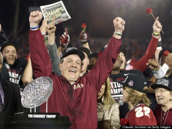 17 Florida State Photos That Capture The Euphoria Of Winning (And Celebrating) A National Title