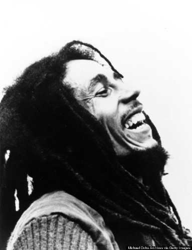 Today Would Have Been Bob Marley's 69th Birthday