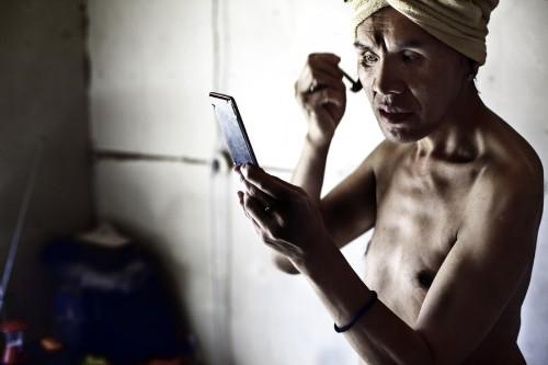 Stunning Photos Explore Transgender Life In Mongolia