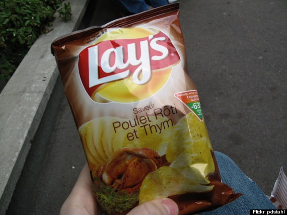 The Best Potato Chip Flavors, In Order (PHOTOS)