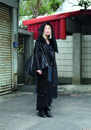 Meet The Photographer Who Travels Across Asia Searching For Authentic Street Style