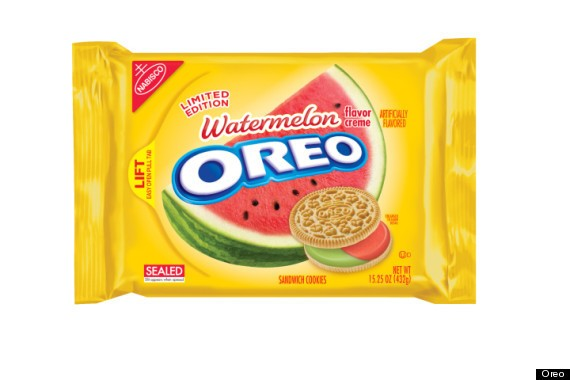 Watermelon Oreos Are Real And On Sale At Target For A Limited Time (PHOTO)