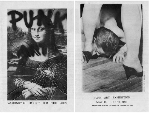 16 Images That Capture The Dark And Beautiful Love Affair Between Art And Punk