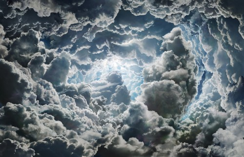Seb Janiak's Unbelievable Images Of Clouded Skies Bring Hyperrealism To Another Level
