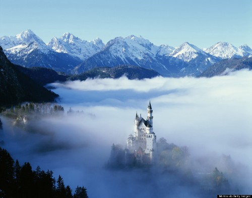 These Destinations Are Straight Out Of A Disney Movie