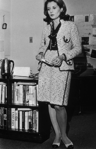 Barbara Walters' Style In The '70s Was Totally On-Point (PHOTO)