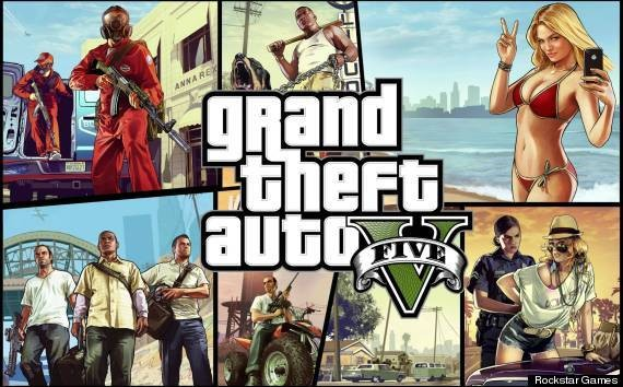 Lindsay Lohan Suing Grand Theft Auto V Makers For Using Her Likeness (REPORT)