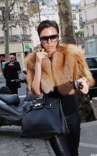 Victoria Beckham's Bag Size Is Causing Injuries For Imitators, Says Expert