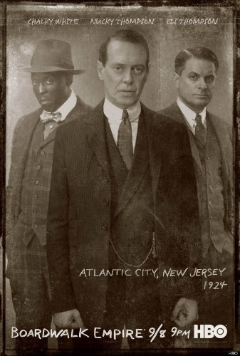 'Boardwalk Empire' Season 4 Poster Sees Nucky Front And Center (PHOTO)