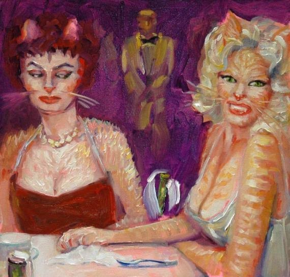 CatCon Is Coming To Los Angeles And Bringing A Whole Lot Of Cat Art With It