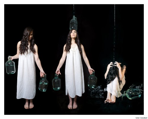 This Stunning Photo Series Nails What It Feels Like To Have An Anxiety Disorder