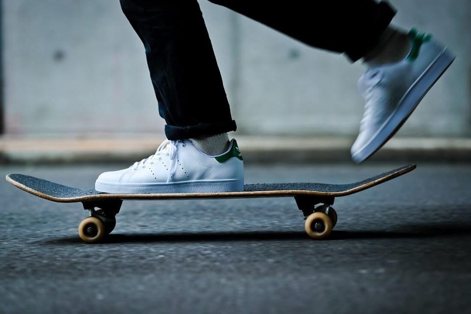 Skateboard - Magazine cover