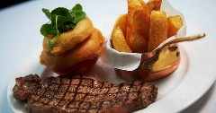 Discover cooking steak
