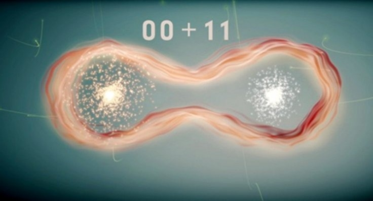 Quantum Computing - Magazine cover