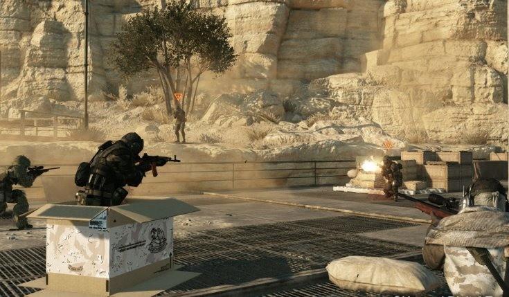 Metal Gear Online: Konami shows off extensive gameplay in new TGS trailer