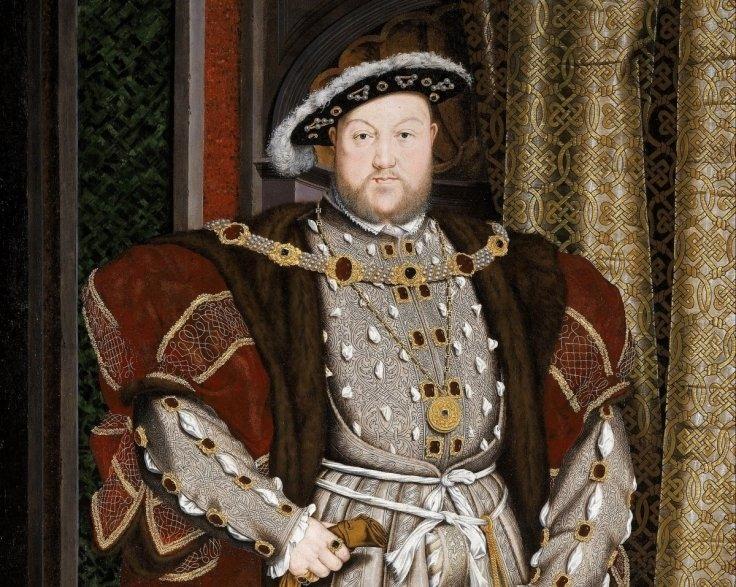 The Tudors - Magazine cover
