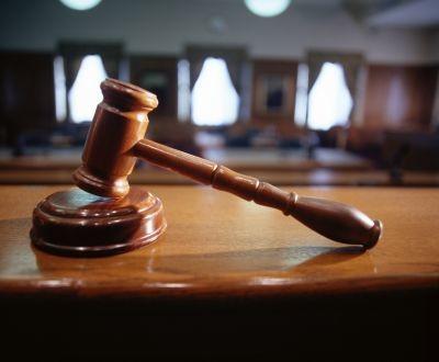 Court Cases - Magazine cover