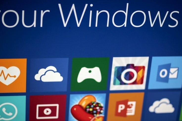 Window - Magazine cover