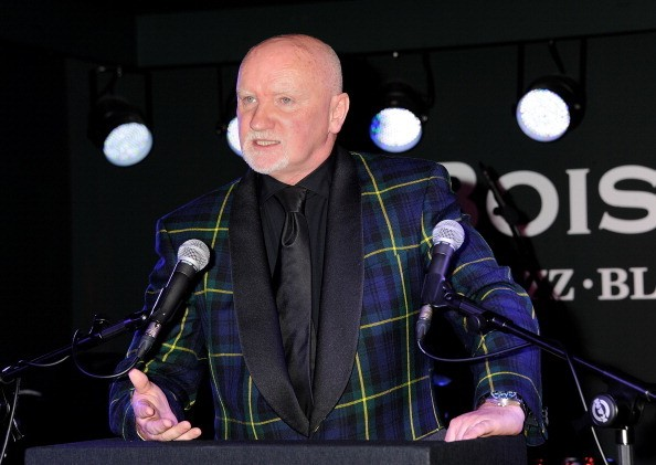 Scottish business tycoon Sir Tom Hunter hails election result as good for business