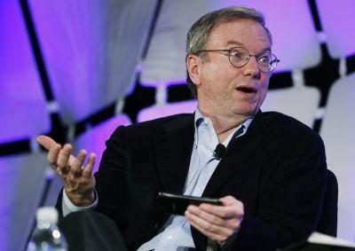 WikiLeaks emails show close links between Google's Eric Schmidt and the Democrats