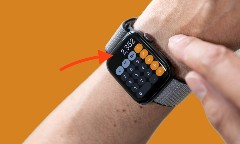 Discover apple watch 5